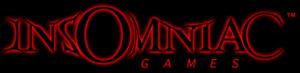 Insomniac Games Logo (1995-2002)