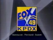 KPDX Station ID