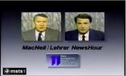 NHPTV WENH-TV 1991 The MacNeil:Lehrer NewsHour Promo