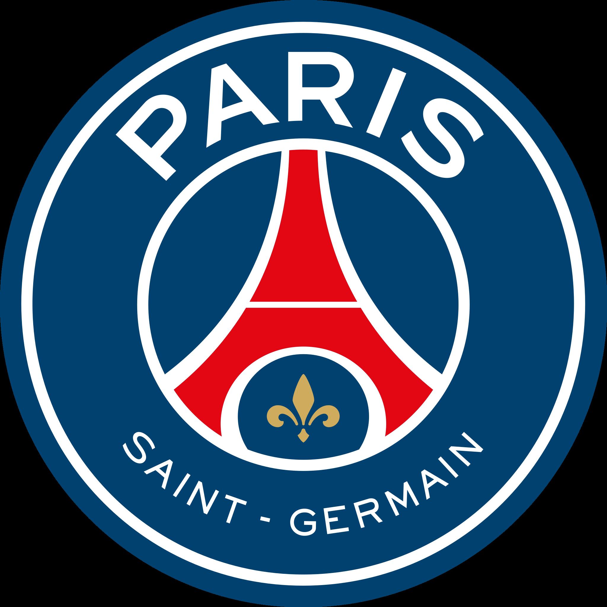 Resultado de imagen para paris saint germain logo png