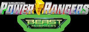 Power Rangers Beast Morphers logo2