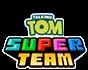 Talking Tom Super Team logo