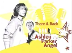 There & Back Ashley Parker Angel