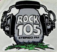 WFYV Rock 105 1980