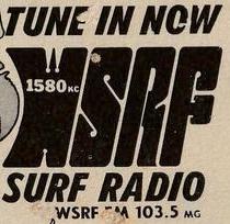 WSRF - 1967 -August 23, 1968-