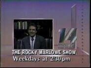 WTLK Rocky Marlowe Show promo 1993