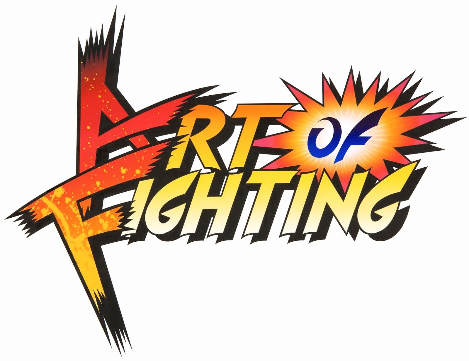 image 2080822 art of fighting logo jpg logopedia fandom rh logos wikia com fighting cancer logos fighting hawks logos