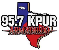 95.7 KPUR The Armadillo