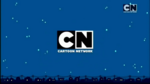 CN 2010 logo in Clarence credits