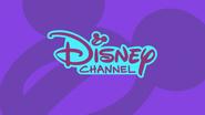 Disney Channel 2017 Purple Background