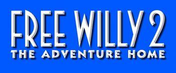 Free Willy 2 movie logo