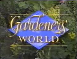 Gardeners' World E90s