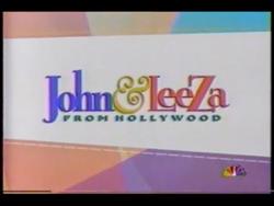 John & Leeza from Hollywood title card