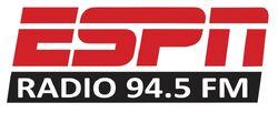 KUUB ESPN Radio 94.5 FM