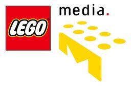 LEGO Media 1998 logo