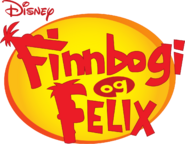 Phineas and Ferb - logo (Icelandic)