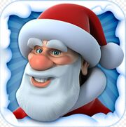 Talking Santa App Icon