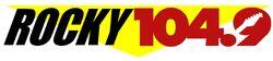 WRKY-FM Rocky 104.9