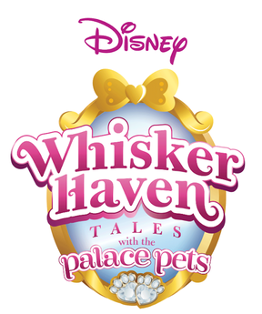 Whisker Haven Tales with the Palace Pets logo