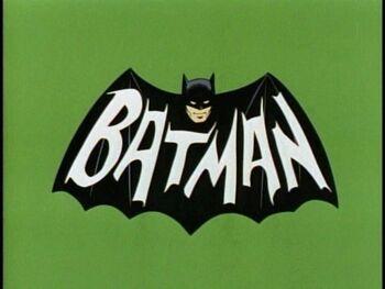 1966 Batman titlecard
