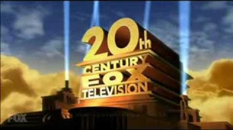 "20th Century Fox Television logo (2007) ""Widescreen"""