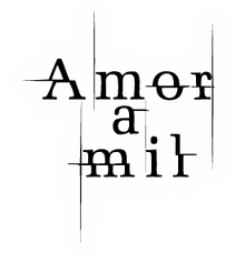 Amor a mil logo