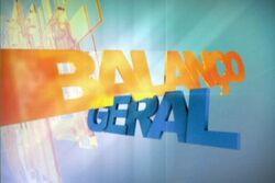 Balanço Geral 2005