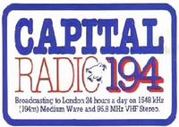 Capital Radio 1984