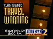 Clark Howard's Travel Warning