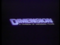 Dimension Division of Miramax