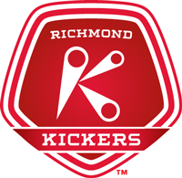 Richmond Kickers logo (introduced 2011)
