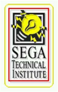 Sega technical institiue logo