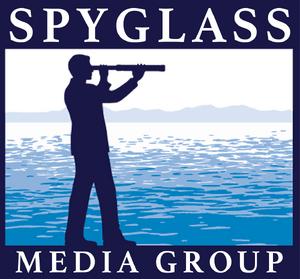Spyglass Media Group logo (2019)
