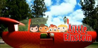 Little Einsteins Logopedia Fandom