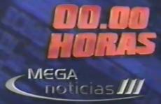 0000 Horas Megavision 2000