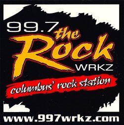 99.7 The Rock WRKZ