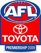 AFL Logo 2009 Premiership season