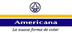 Americana de aviación