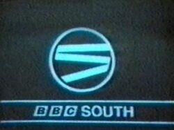BBC 1 South early 1970s