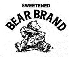 Bear Brand sweetened 1976 logo