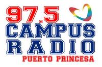 Campus Radio 97.5 Puerto Princesa Logo 2005