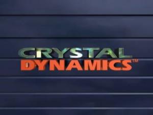 Crystal Dynamics 1995 logo