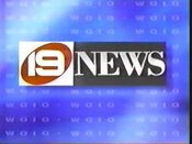 Feb 1, 1995 Channel 19 News Coming Soon WOIO 1