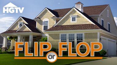 Flip or Flop Logo