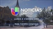 Kldo noticias univision laredo 10pm mas tiempo contigo promo 2019