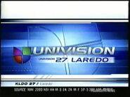 Kldo univision 27 id 2002