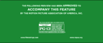 MPAA Trailer ID The Hobbit- An Unexpected Journey Extended