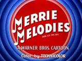 Merrie Melodies 1951