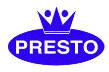 Presto Ice Cream logo