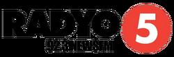 Radyo5 92.3 News FM Logo 2018